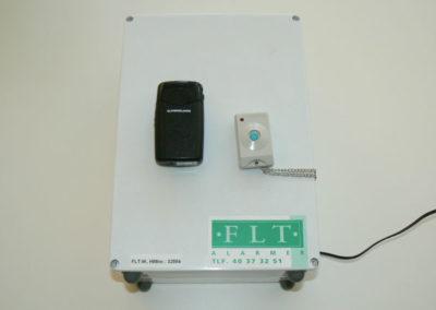 FLT-IK Internt Kald med stik kontakt